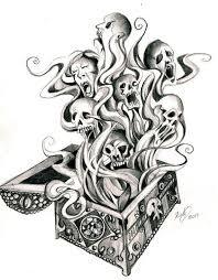 best pandoras box ideas thought disorder pandora s box tattoo by lucky978 on
