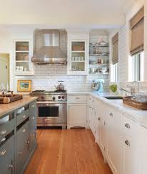 Kitchen Island Color Island Color Benjamin Moores Quiet Moment This Style Subway