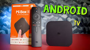 Xiaomi Mi Box S 4K Android TV With Chrome Cast (Make your TV Smart) -  YouTube