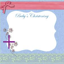 baptism card template christening card maker printable christening invitation