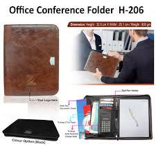 office merchandise. Office Conference Folder H-206 Merchandise E