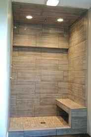tile shower seat bathroom custom teak shower bench design ideas benches for modern in bench for