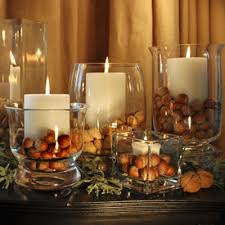 Acorns in Candle Holders | Flickr - Photo Sharing!