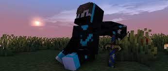minecraft skin in 3d by Ezouki