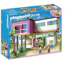 Maison Moderne Playmobil City Life 5574