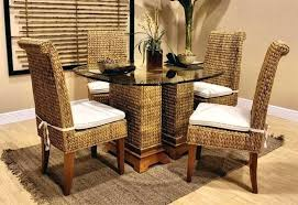 dining room wicker chairs wicker furniture indoor indoor wicker chairs indoor wicker dining room beauteous indoor dining room wicker chairs