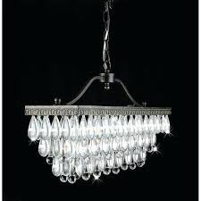 glass droplet chandelier add elegance and class to your abode with this crystal drop unique west glass droplet chandelier