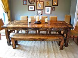 Farmhouse Kitchen Tables Uk Amazing Of Farmhouse Dining Table The Wooden Workshop Oak 419