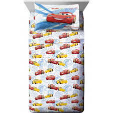 jay franco and sons cars 3 twin 3 pc sheet set