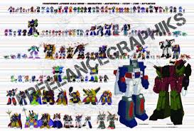 Transformers G1 Scale Chart Seibertron Com Energon Pub Forums The Japanese Scale Chart