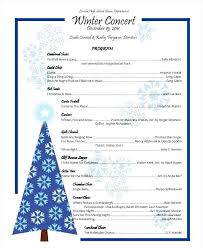 Christmas Program Templates Sample Awesome Holiday Closing Announcement Email Templates