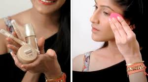 how to apply foundation for full coverage foundation routine and makeup tips glamrs you