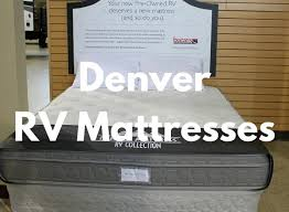 Denver RV Mattresses