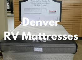 Denver RV Mattresses