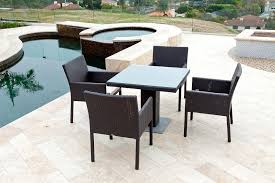 outdoor bistro table and chairs wicker outdoor bistro table set patio bistro bar table set