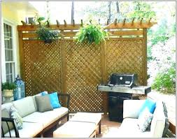 privacy screen for patio wish outdoor screens decks as well 4 with regard to design 14