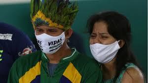 Brazil, officially the federative republic of brazil, is the largest country in both south america and latin america. Brasilien Und Corona Eine Kleine Grippe Mit Verheerenden Auswirkungen Archiv