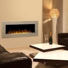 dimplex ossington 43 inch wall mount electric fireplace acrylic ice and glass media champagne dwf36ag 1452cp gas log guys