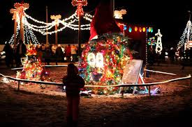 Fayette County Christmas Lights Winter Festivals In Laurel Highlands Tree Lights Parades