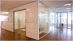 partition wall office. simple wall moden sound proof divider clear glass removable office partition wall szws511 throughout l