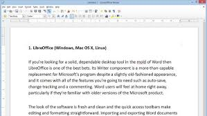 Microsoft Work Free 5 Best Free Microsoft Word Alternatives Lifehacker Uk