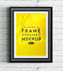 free templates to your poster designs s posters prints frames frame photo template polaroid