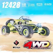 <b>Great Power</b> Star WLtoys 12428 2.4G 1/12 4WD Crawler <b>RC Car</b> ...
