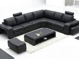 Corner Leather Sofa Furniture Design