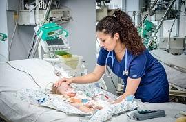 Picu Nurse Picu Pediatric Intensive Care Unit Mimani Hospital