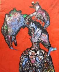 art art luis geraldes oil on canvas 152x122 cm sold by christie s auction house london
