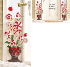 Outdoor Christmas Candy Cane Decorations Amazon Peppermint Candy Cane Topiary Wall Decoration 9