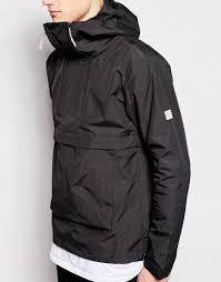 Bench High Neck Jacket In Black For Men  LystBench Mens Jacket