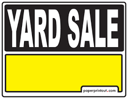 sale signs printable yard sale signs download a free printable sign clip art library