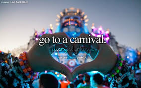 TUMBLR QUOTES BUCKET LIST Image Quotes At Relatably Mesmerizing Carnival Quotes Tumblr