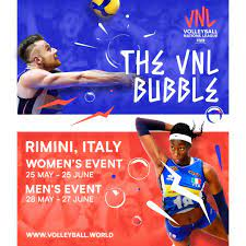 Volleyball World - 2021 VNL Headed To Italy! The world's top #volleyball  nations will compete in a single secure bubble for the duration of the  event. FULL STORY: bit.ly/3vghDPT #BePartOfTheGame