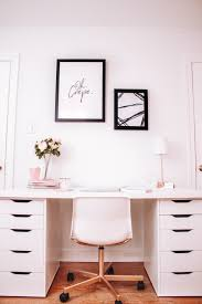 closet office. A Feminine And Affordable Cloffice (Closet + Office Space) Closet