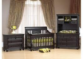Black Nursery Furniture Sets White