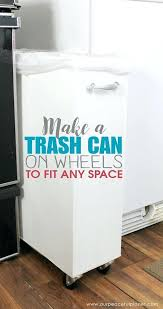 Kitchen Trash Can Ideas Simple Inspiration