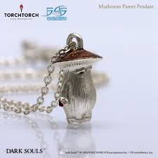 more views mushroom pa pendant