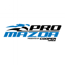 mazda racing logo. pro mazda racing logo