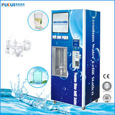 Commercial Water Vending Machine Gorgeous Commercial Purified Alkaline Water Vending Machine For Sale