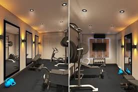 I haven't let any of them i honestly never considered this, but someone in our garage gym community mentioned it and i think it's a fine idea. Top 10 Home Gym Design Ideas Tips To Amp Up Your Workout Decorilla