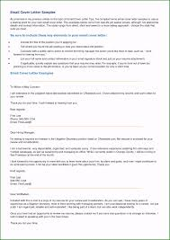 Short Email Cover Letters Emailing Resume And Cover Letter Very Best 12 Tips For