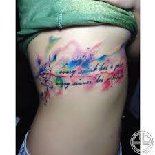 тату акварель акварельные татуировки эскизы и фото