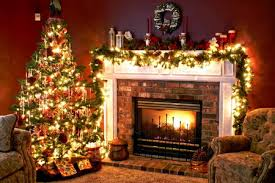 free christmas desktop wallpaper. Plain Christmas Christmas Tree And Fireplace Wallpaper Nature  Green Merry Free Christmas Desktop Animated  For Free Desktop Wallpaper N