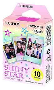 <b>Fujifilm</b> Instax Film, <b>Shiny Star</b>