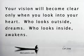 Carl Jung Quotes Fascinating Carl Jung Your Vision Quote