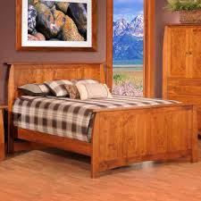 Solid Wood American Made Bedroom Furniture Oakwood Furniture Amish Furniture In Daytona Beach Florida Beds