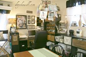 vintage shabby chic inspired office. Diy Room Decor Vintage Inspired Craft Home Offi On Beds Style Bedroom Shabby Chic Office