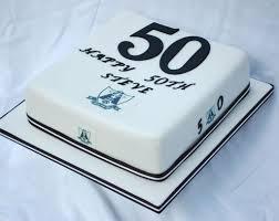 50th Birthday Cake Timeless Cakes